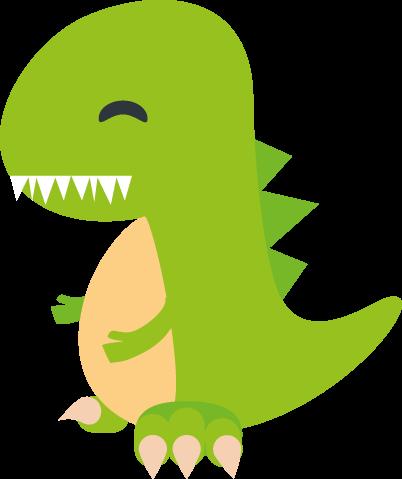 Eddie the Evolution Dinosaur