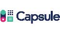 Capsule logo
