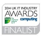 UK IT industry awards logo